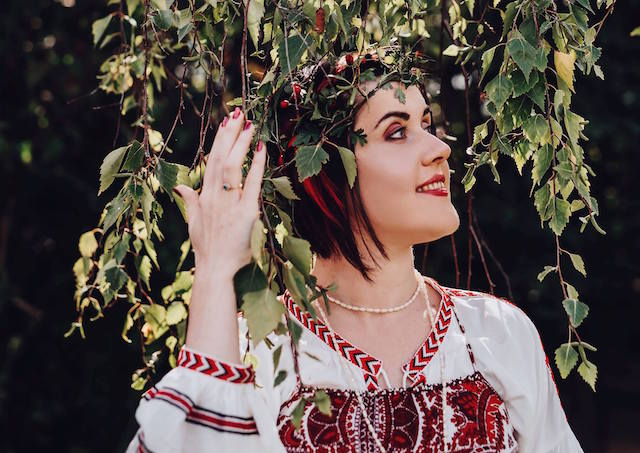 Daria Kulesh Ashburton Arts 16 March 2018