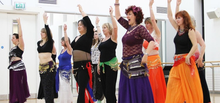 Egyptian Belly Dancers