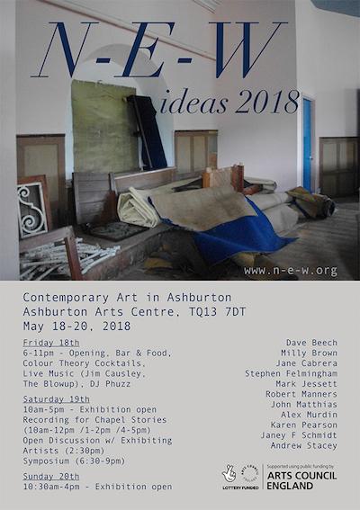 N-E-W…ideas 2018 flyer