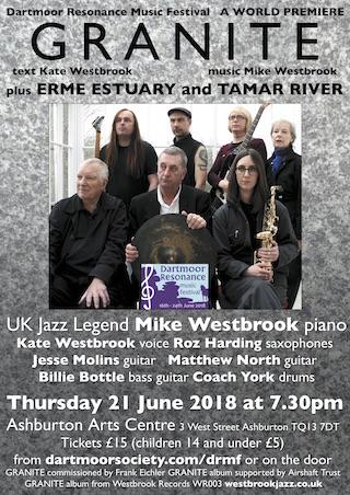 Granite Mike and Kate Westbrook Poster