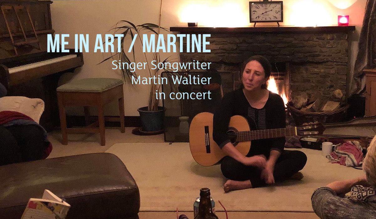 me in art martine