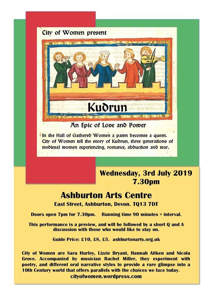 city of women kudrun