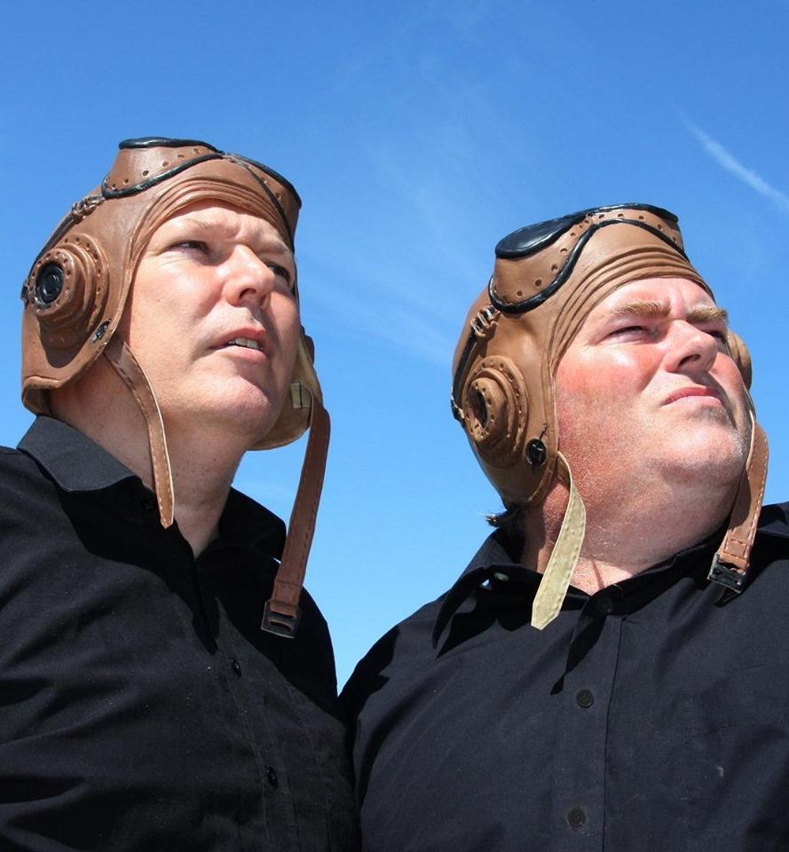 magnificent men in their flying machine