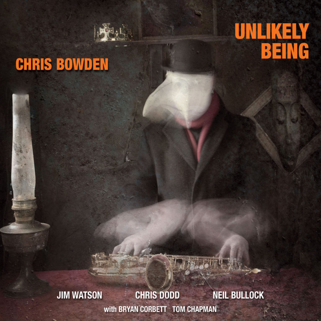 Chris Bowden Unlikely Being Cover
