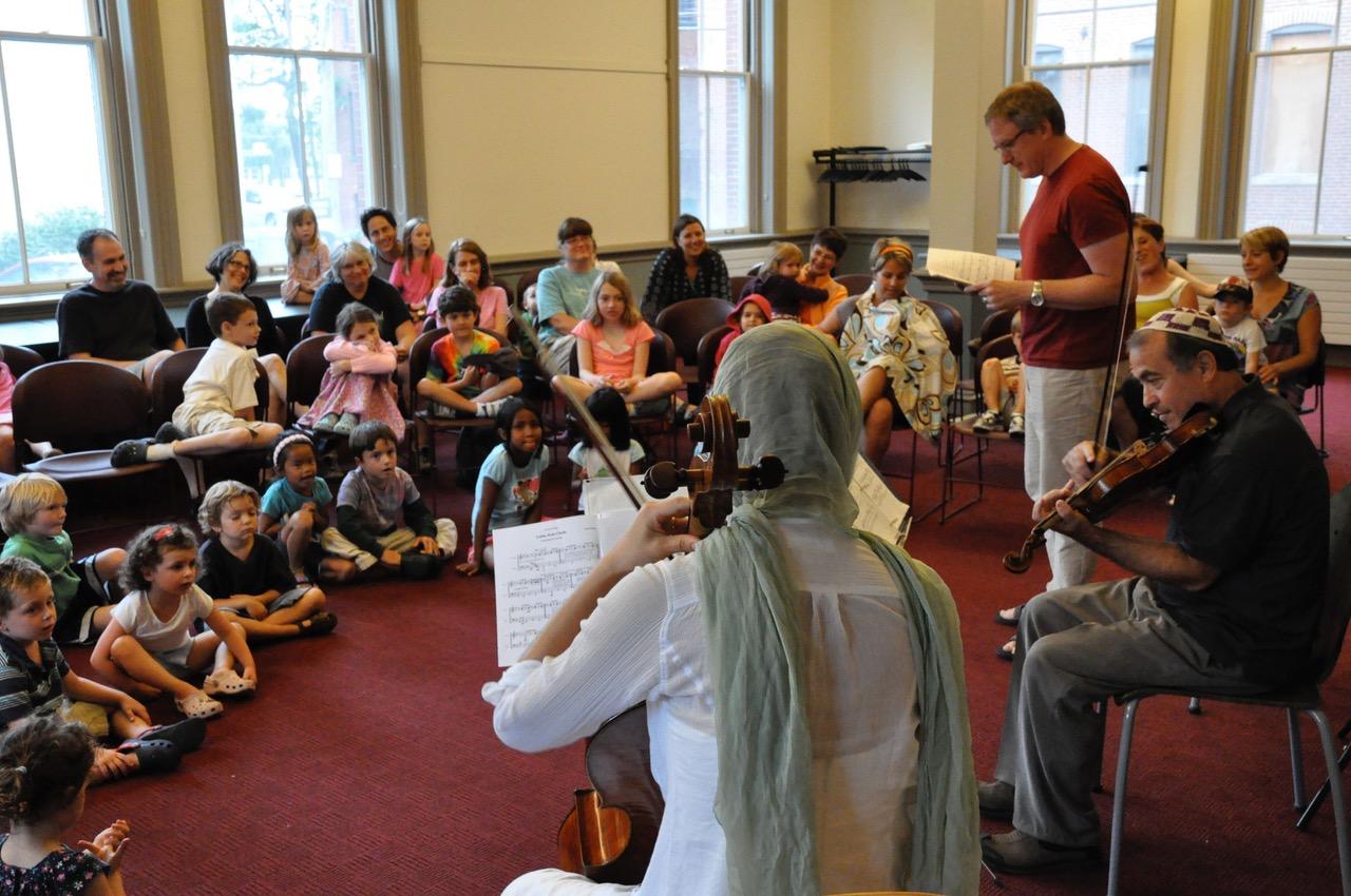 Chamber Music Festival Family Concert