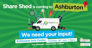 Share Shed comes to Ashburton