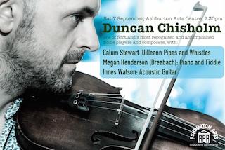 Duncan Chisholm