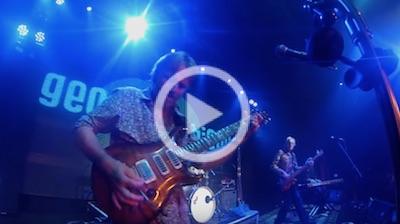 Geoff Achison Live video