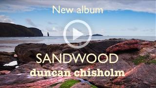 Duncan Chisholm Sandwood – play trailer