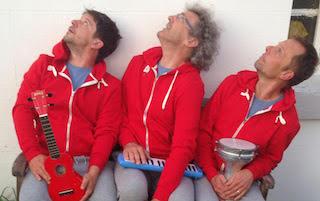 Trio of Men Ashburton Arts Centre