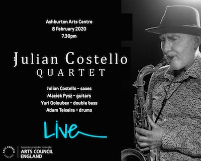 Julian Costello Quartet