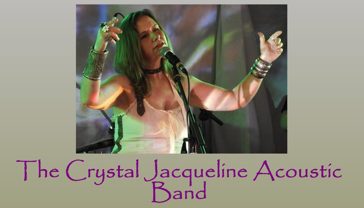 Crystal Jacqueline Acoustic Band