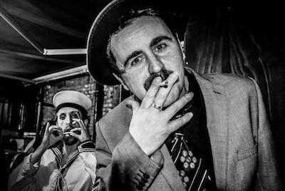 Gabriel Moreno & the Quivering Poets