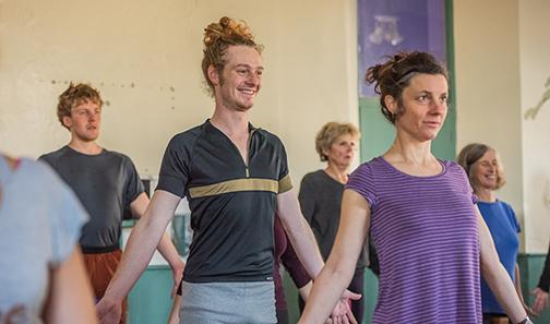 yoga at ashburton arts