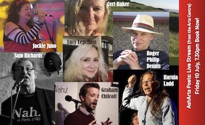Asharts Poets Friday 10 July 2020