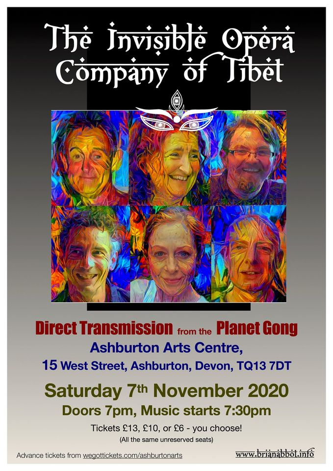 the invisible opera company of tibet