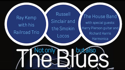 Not Only But Also The Blues