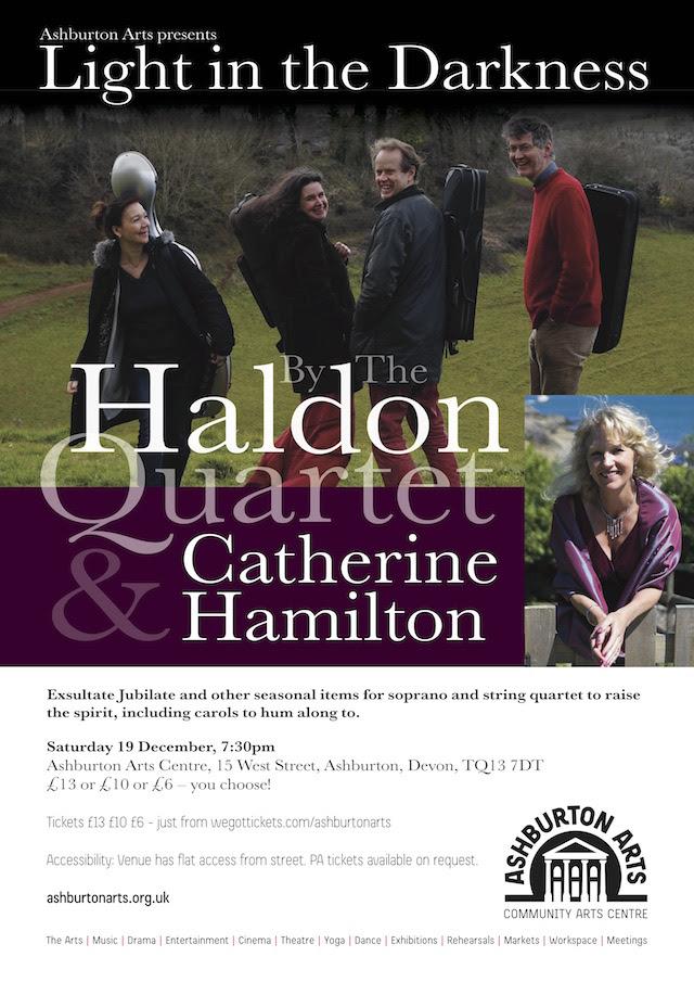 Haldon Quartet