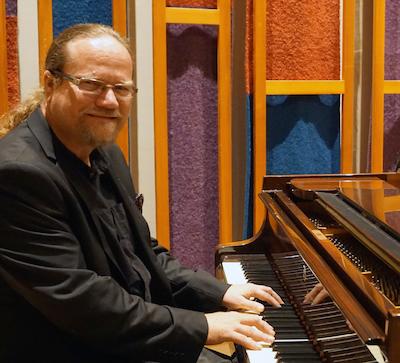 Craig Milverton Piano