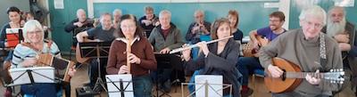 Ashburton Community Folk Orchestra