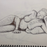 Life Drawing with Andrew Stacey