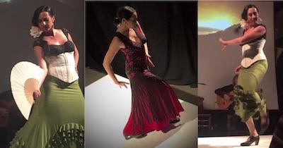 Flamenco de Verano Karina Gracia Jaime Cantera David Nash
